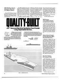 Maritime Reporter Magazine, page 12,  Jun 1985