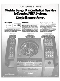 Maritime Reporter Magazine, page 4th Cover,  Jun 1985