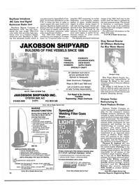 Maritime Reporter Magazine, page 14,  Jun 1985