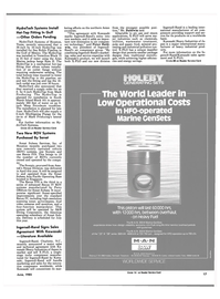 Maritime Reporter Magazine, page 15,  Jun 1985