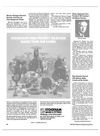 Maritime Reporter Magazine, page 18,  Jun 1985