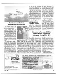 Maritime Reporter Magazine, page 21,  Jun 1985