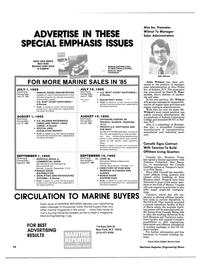 Maritime Reporter Magazine, page 22,  Jun 1985