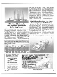 Maritime Reporter Magazine, page 23,  Jun 1985