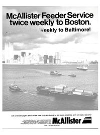 Maritime Reporter Magazine, page 1,  Jun 1985