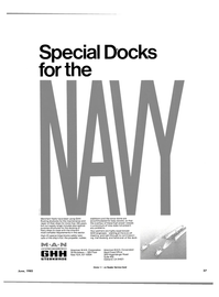 Maritime Reporter Magazine, page 37,  Jun 1985