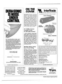 Maritime Reporter Magazine, page 2,  Jun 1985