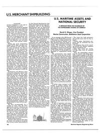 Maritime Reporter Magazine, page 50,  Jun 1985