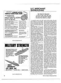 Maritime Reporter Magazine, page 52,  Jun 1985