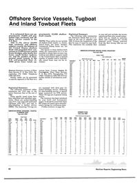 Maritime Reporter Magazine, page 62,  Jun 1985