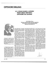 Maritime Reporter Magazine, page 67,  Jun 1985
