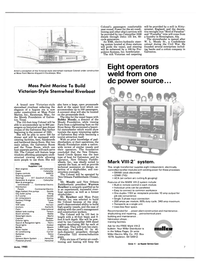 Maritime Reporter Magazine, page 5,  Jun 1985
