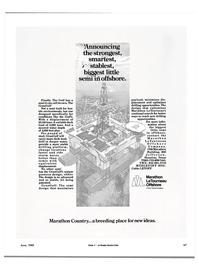 Maritime Reporter Magazine, page 69,  Jun 1985