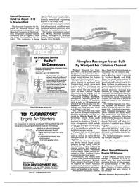 Maritime Reporter Magazine, page 6,  Jun 1985
