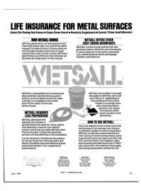 Maritime Reporter Magazine, page 83,  Jun 1985