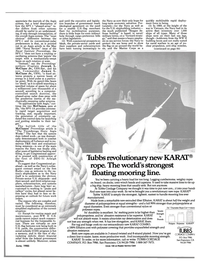 Maritime Reporter Magazine, page 85,  Jun 1985