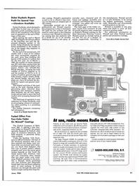 Maritime Reporter Magazine, page 93,  Jun 1985