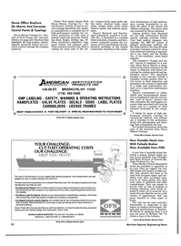 Maritime Reporter Magazine, page 94,  Jun 1985
