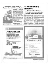 Maritime Reporter Magazine, page 96,  Jun 1985