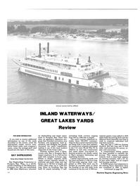 Maritime Reporter Magazine, page 16,  Aug 1985 United States