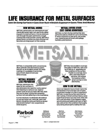Maritime Reporter Magazine, page 17,  Aug 1985 power tools