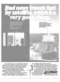 Maritime Reporter Magazine, page 2nd Cover,  Aug 1985 L
