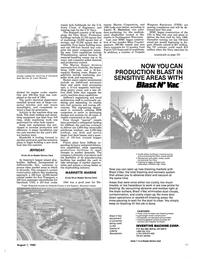 Maritime Reporter Magazine, page 19,  Aug 1985 Ohio