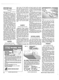 Maritime Reporter Magazine, page 20,  Aug 1985 New York