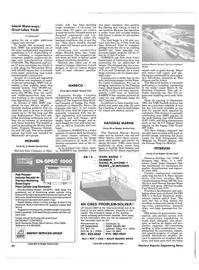 Maritime Reporter Magazine, page 22,  Aug 1985 New York