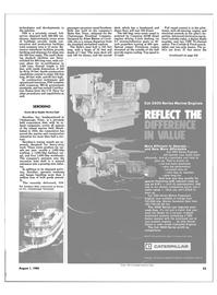 Maritime Reporter Magazine, page 23,  Aug 1985 United States Navy