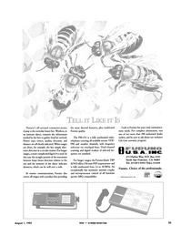 Maritime Reporter Magazine, page 33,  Aug 1985 marine communications