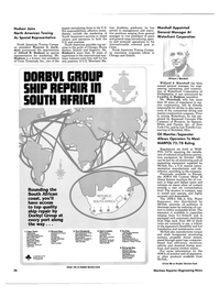 Maritime Reporter Magazine, page 38,  Aug 1985 Warren A. Jack