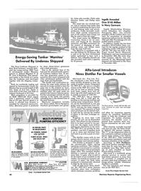 Maritime Reporter Magazine, page 42,  Aug 1985 Bill Huffman