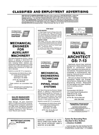Maritime Reporter Magazine, page 52,  Aug 1985 New Jersey