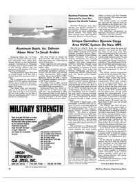 Maritime Reporter Magazine, page 8,  Aug 15, 1985 Colorado