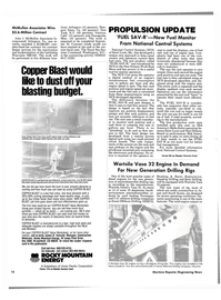 Maritime Reporter Magazine, page 10,  Aug 15, 1985 Mississippi
