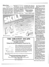 Maritime Reporter Magazine, page 16,  Aug 15, 1985 T. Ridley