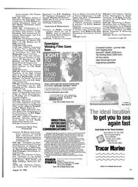 Maritime Reporter Magazine, page 19,  Aug 15, 1985 Pennsylvania