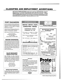 Maritime Reporter Magazine, page 42,  Aug 15, 1985 Florida