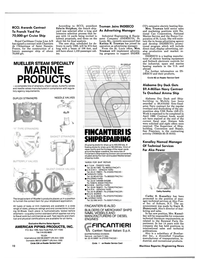 Maritime Reporter Magazine, page 10,  Sep 1985 Edwin Stephan
