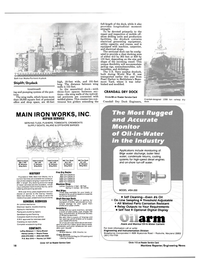 Maritime Reporter Magazine, page 16,  Sep 1985 Wayne Piazza