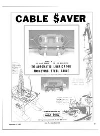 Maritime Reporter Magazine, page 27,  Sep 1985 Atlantis Services Inc.