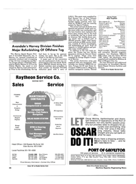 Maritime Reporter Magazine, page 44,  Sep 1985