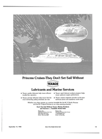 Maritime Reporter Magazine, page 11,  Sep 15, 1985