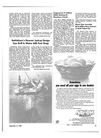 Maritime Reporter Magazine, page 17,  Sep 15, 1985