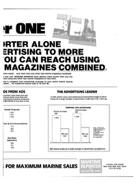 Maritime Reporter Magazine, page 23,  Sep 15, 1985 media buyers