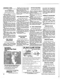 Maritime Reporter Magazine, page 26,  Sep 15, 1985 Nova Scotia