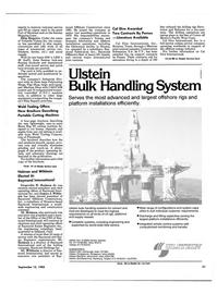 Maritime Reporter Magazine, page 27,  Sep 15, 1985 Texas