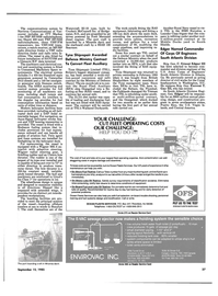 Maritime Reporter Magazine, page 33,  Sep 15, 1985 Hawaii