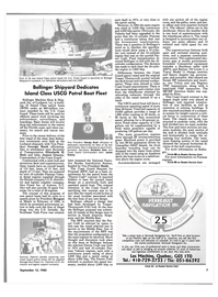 Maritime Reporter Magazine, page 5,  Sep 15, 1985